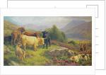 The Glorious 12th August, Loch Em by Basil Bradley