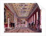 The King's Gallery, Kensington Palace by William Henry Pyne