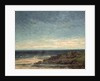 The Sea by Gustave Courbet