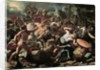 The Battle by Nicolas Poussin