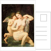 Venus and Cupid by N. de Courtaille