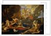 Rinaldo and Armida by Nicolas Poussin