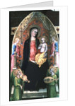 Madonna and Child by George Gaston Christiani