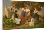 The Birth of the Folk-Song by Janos Janko