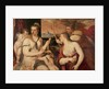 The Education of Cupid by Titian