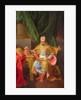 King Stephen by Anton Kalliauer