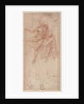 Figure Studies by Michelangelo Buonarroti