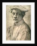 Portrait of Andrea Quaratesi by Michelangelo Buonarroti