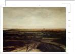 A Dutch Landscape by Phillips de Koninck