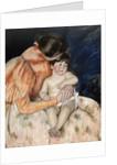 Mother and Child by Mary Stevenson Cassatt