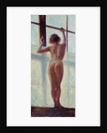 Nude at the Window by Pietro Mengarini