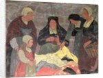 The Fabric Seller by Paul Serusier