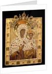Icon of the Virgin, Smolenskaja monastery by Anonymous