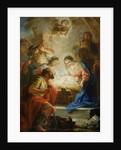 Adoration of the Shepherds by Mariano Salvador de Maella