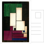 Composition by Theo van Doesburg