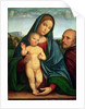 Holy Family by Il Francia