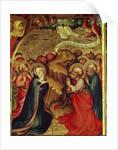 The Ascension by Thomas Kolozsvari