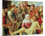 The Lamentation of Christ by Marco Marziale