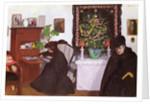 Christmas by Jozsef Rippl-Ronai