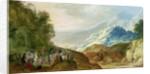 The Sermon on the Mount by Joos or Josse de