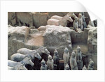 Terracotta Army by Chinese School