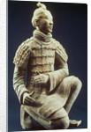 Terracotta Army, Qin Dynasty by Chinese School