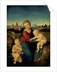 The Esterhazy Madonna by Raphael