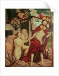 Christ in Hell by Friedrich Pacher