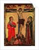 The Crucifixion by Italian School