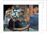Sunflowers by Paul Gauguin