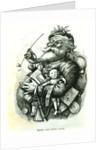 Merry Old Santa Claus by Thomas Nast
