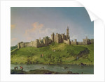 Alnwick Castle by Canaletto