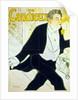 Caudieux by Henri de Toulouse-Lautrec