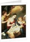 Virgin of the Swaddling Clothes by Bartolome Esteban Murillo