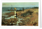 Moyes Bay, Beaumaris, Victoria by Frederick McCubbin