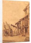 East India Docks by Samuel Scott