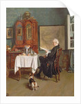 The Actuary at Breakfast by Alexander Friedrich Werner