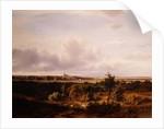 Dutch Landscape by Pieter Lodewijk Francisco Kluyver