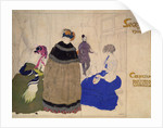 Costume Studies by Leon Bakst