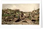 Repairing the Railway by Konstantin Apollonovich Savitsky