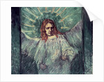 Head of an Angel by Vincent van Gogh