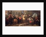 Entry of Henri IV into Paris by Francois Pascal Simon
