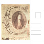 Portrait of Charles II by English School