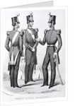 Old 54th Foot (2nd Battalion Dorset Regiment) by English School