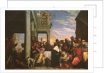 Christ at Dinner in the House of Simon the Pharisee by Veronese