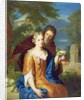 The Young Lovers by Gerard Hoet