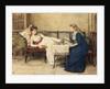 Afternoon Tea by George Goodwin Kilburne