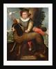Boy and Dog, 'Bibius Vincit' by Sofonisba Anguissola