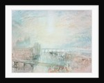 View of Lyons by Joseph Mallord William Turner