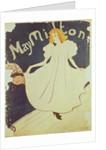 May Milton, France by Henri de Toulouse-Lautrec